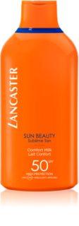 Lancaster Sun Beauty mléko na opalování SPF 50