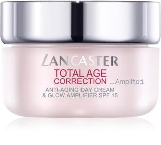 Lancaster Total Age Correction _Amplified Anti-Rimpel Dagcrème voor Stralende Huid