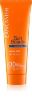 Lancaster Sun Beauty lotiune pentru bronzat SPF 30
