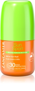 Lancaster Sun Sport opalovací fluid roll-on SPF 30