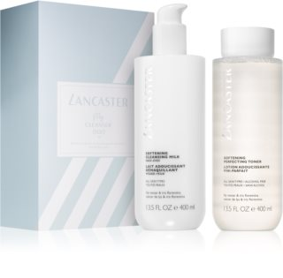 Lancaster Cleansers & Masks lote de regalo para mujer