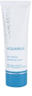 Lancaster Aquamilk creme hidratante para pele normal