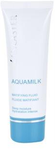 Lancaster Aquamilk matirajoči fluid za mešano in mastno kožo