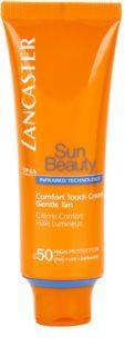 Lancaster Sun Beauty napozókrém arcra SPF 50