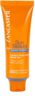 Lancaster Sun Beauty krem do opalania do twarzy SPF 50