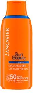 Lancaster Sun Beauty crema de corp pentru protectie solara SPF 50
