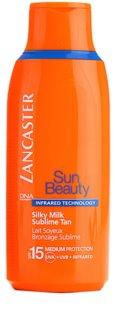 Lancaster Sun Beauty Sonnenmilch LSF 15