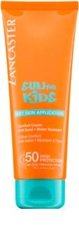Lancaster Sun For Kids водостійкий крем для засмаги SPF 50