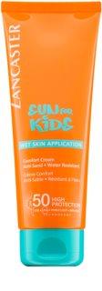 Lancaster Sun For Kids Bräunungscreme für Kinder SPF 50