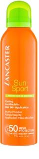 Lancaster Sun Sport spray de corp răcoritor cu protecție solară SPF 50