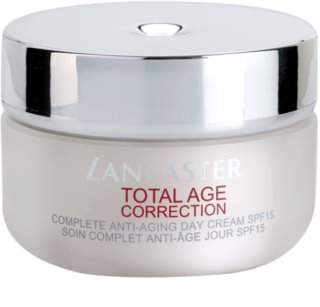 Lancaster Total Age Correction дневен крем против стреене на кожата SPF 15