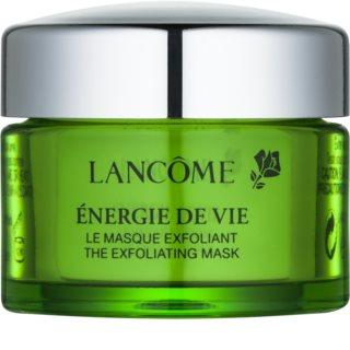 Lancôme Énergie De Vie Cleansing Mask for All Types of Skin Including Sensitive Skin