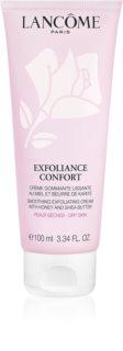 Lancôme Exfoliance Confort čistilni piling za suho kožo