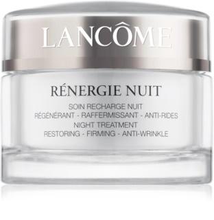 Lancôme Rénergie Nuit crème de nuit raffermissante anti-rides pour tous types de peau