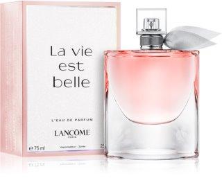 Lancôme La Vie Est Belle eau de parfum per donna 75 ml