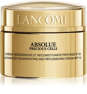 Lancôme Absolue Precious Cells crema de día regeneradora  SPF 15