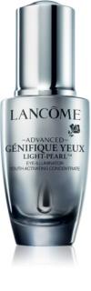Lancôme Génifique serum za  posvjetljivanje područja oko očiju protiv bora i tamnih krugova