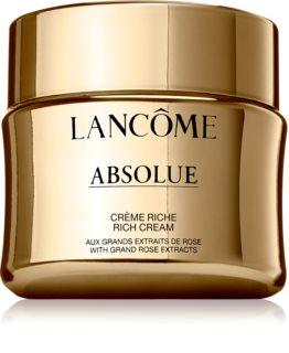 Lancôme Absolue výživný regeneračný krém s extraktom z ruže