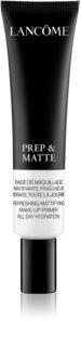 Lancôme Prep&Matte Primer bază matifiantă sub fondul de ten, cu efect hidratant