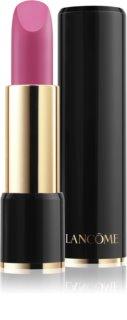 Lancôme Café Bônheur L'Absolu Rouge langanhaltender Lippenstift mit mattierendem Effekt