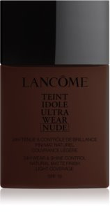 Lancôme Teint Idole Ultra Wear Nude leichtes mattierendes Make-up