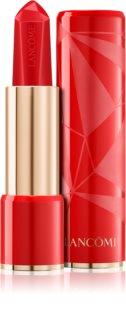 Lancôme L'Absolu Rouge Ruby Cream Zeer gepigmenteerde Creamy Lipstick (limited edition)