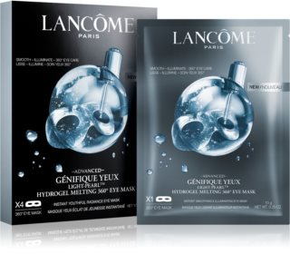 Lancôme Génifique Advanced Yeux Light-Pearl™ masca hidrogel pentru ochi
