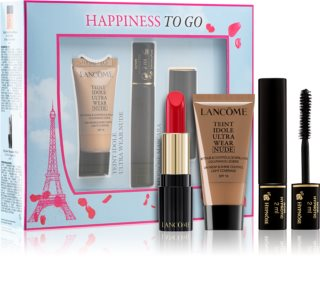 Lancôme Happiness To Go Travel-set voor Vrouwen
