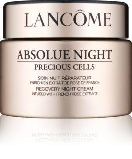 Lancôme Absolue Night Precious Cells noćna krema za regeneraciju protiv bora za suho lice