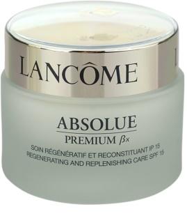 Lancôme Absolue Premium ßx дневен стягащ крем против бръчки  SPF 15