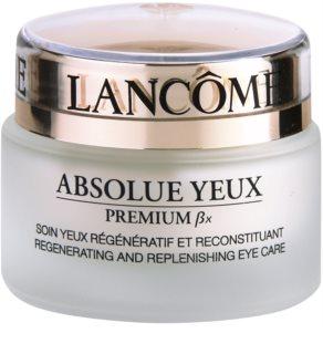 Lancôme Absolue Premium ßx crema reafirmante para contorno de ojos