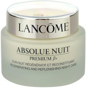 Lancôme Absolue Premium ßx noční zpevňující a protivráskový krém