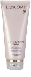 Lancôme Nutrix Royal lait corporel rénovateur pour peaux sèches