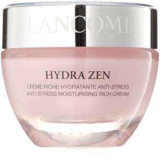 Lancôme Hydra Zen bogata vlažilna krema za suho kožo
