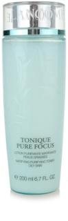 Lancôme Tonique Pure Focus oczyszczający i matujący tonik do skóry  tłustej