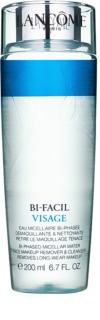 Lancôme Cleansers agua micelar bifásica para el rostro