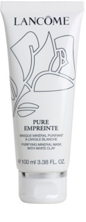 Lancôme Pure Empreinte Masque Reinigingsmasker  voor Gemengde en Vette Huid