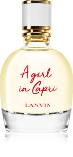 Lanvin A Girl In Capri eau de toillete για γυναίκες