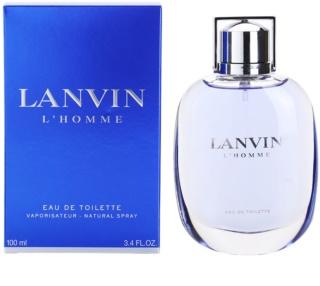 Lanvin L'Homme toaletní voda pro muže 100 ml