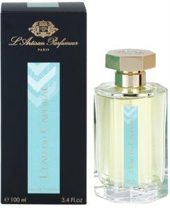 L'Artisan Parfumeur L'Eau du Caporal Eau de Toilette unisex 100 ml