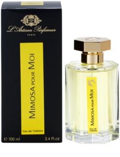 L'Artisan Parfumeur Mimosa Pour Moi Eau de Toilette voor Vrouwen  100 ml