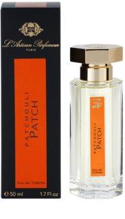 L'Artisan Parfumeur Patchouli Patch Eau de Toilette für Damen 50 ml