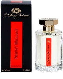 L'Artisan Parfumeur Piment Brulant eau de toilette mixte 100 ml