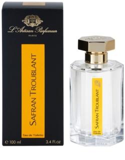 L'Artisan Parfumeur Safran Troublant eau de toilette mixte 100 ml