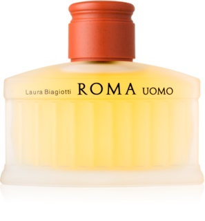 Laura Biagiotti Roma Uomo eau de toilette férfiaknak 125 ml