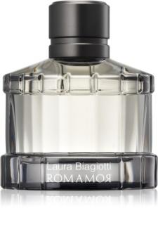 Laura Biagiotti Romamor Uomo eau de toilette pentru barbati 75 ml