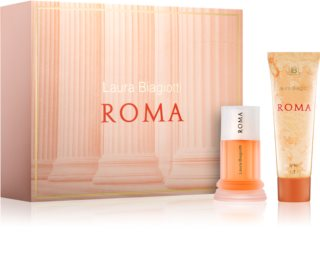 Laura Biagiotti Roma Gift Set II. for Women