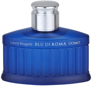 Laura Biagiotti Blu Di Roma UOMO Eau de Toilette for Men 125 ml