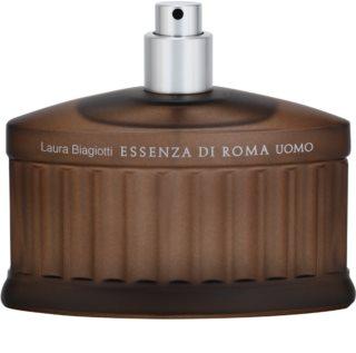 Laura Biagiotti Essenza di Roma Uomo toaletná voda tester pre mužov 125 ml