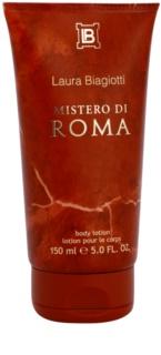 Laura Biagiotti Mistero di Roma Donna Körperlotion für Damen 150 ml